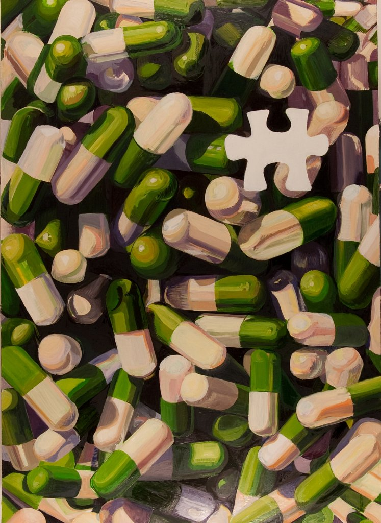 Puzzle of Pills, 2010