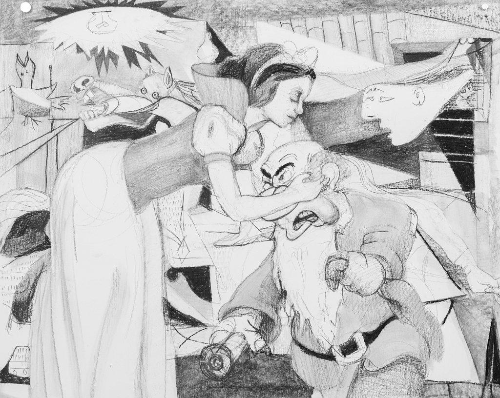 Snow Guernica, 2015