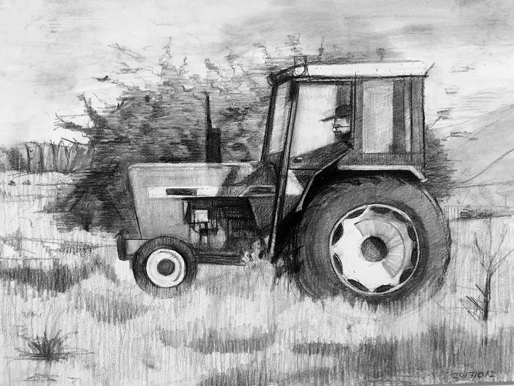 Tractor, 2017