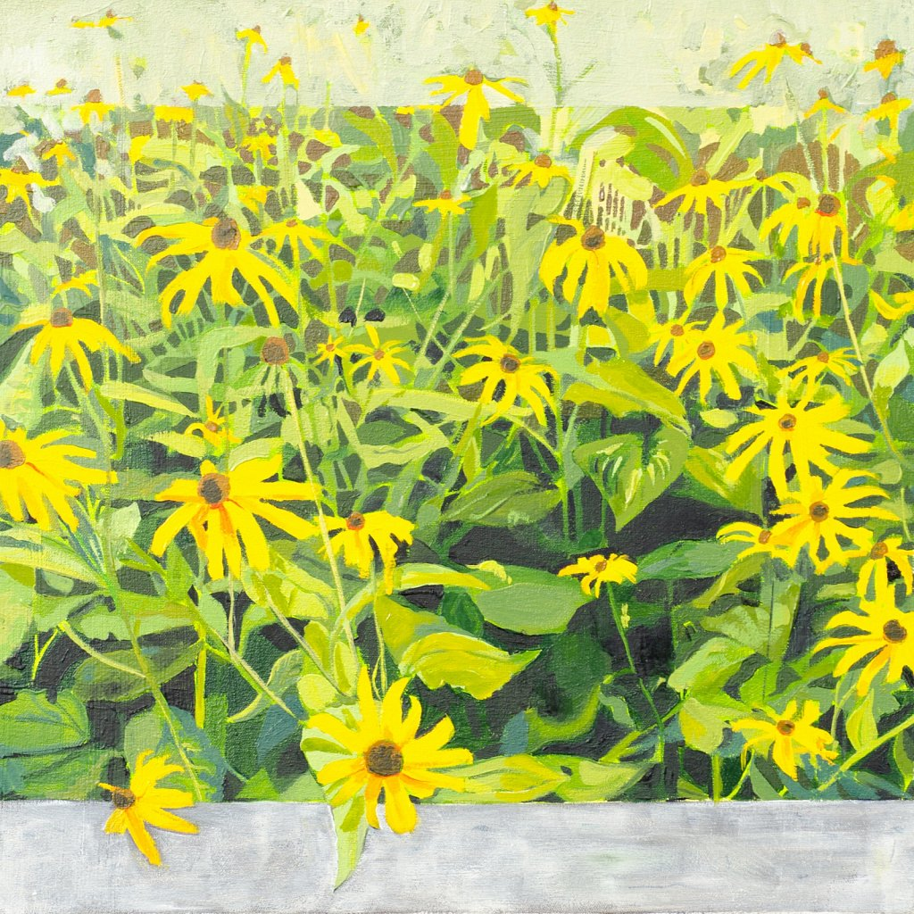 Sunflowers, 2018